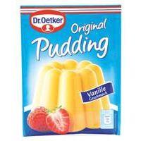Dr. Oetker Pudding Vanille 3 x37g