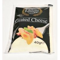Fallini Formaggi Grated Cheese 40g