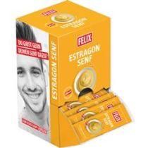 Felix Estragon Senf Portionen 100x18 g