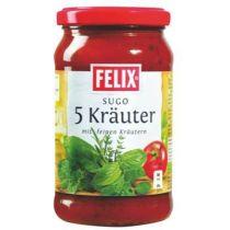 FELIX Sugo mit 5 Kräuter 360 g