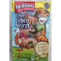 Ferdi Fuchs Mini Leberwurst 130g