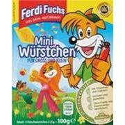 Ferdi Fuchs Mini Würstchen 100g