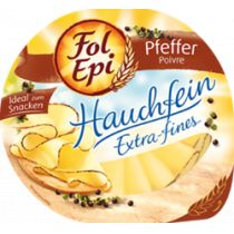 Fol Epi hauchfein - fein ummantelt mit Pfeffer 100g