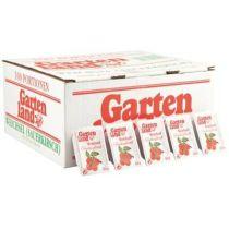 Gartenland Portionen Weichsel 45% Fruchtanteil 100 x 25 g