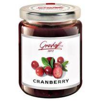 Grashoff Cranberry Konfitüre 250 g