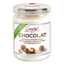 Grashoff Weiße Chocolat mit gerösteten Macadamianüssen 235g