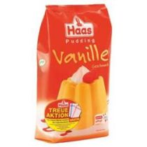 Haas Pudding - Vanille Geschmack 1 kg