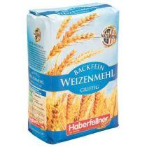 Haberfellner Backfein Weizenmehl griffig Type 480 1kg