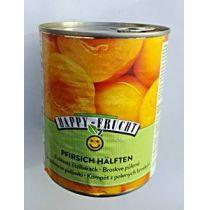 Happy Frucht Pfirsichhälften 470g