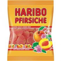 Haribo Fruchtgummi Pfirsiche 200 g
