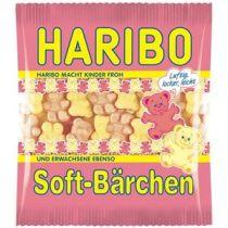 Haribo Fruchtgummi Softbärchen 200 g