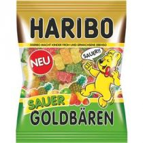 Haribo Goldbären Sauer 200 g