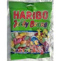 Haribo Jelly Beans mit 60% Geleefüllung 175 g