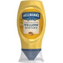 Hellmann´s Yellow Mustard 250 ml