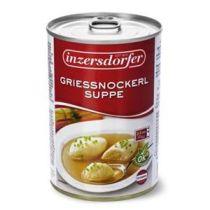 Inzersdorfer Grießnockerlsuppe 400g