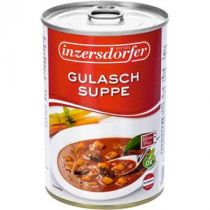 Inzersdorfer  Gulaschsuppe 400 g