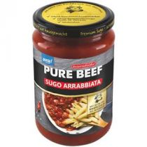 Inzersdorfer Pure Beef Sugo Arrabbiata 400 g