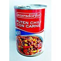 Inzersdorfer Puten Chili con Carne 400g