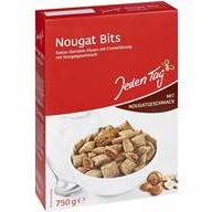 Jeden Tag Nougat-Bits 750 g