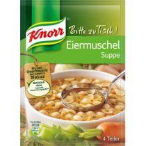 Knorr Bitte zu Tisch Eiermuschel Suppe 51g