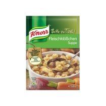Knorr Bitte zu Tisch Fleischklößchen Suppe 63g
