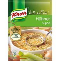Knorr Bitte zu Tisch Hühnersuppe 88g