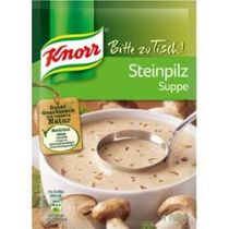 Knorr Bitte zu Tisch Steinpilz Suppe 82g