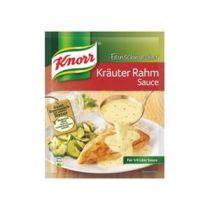 Knorr Feinschmecker Sauce Kräuter/Rahm 34g