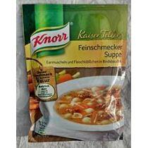 Knorr Kaiser Teller Feinschmecker Suppe 60g