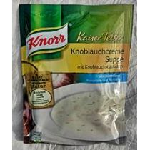 Knorr Kaiser Teller Knoblauchcreme Suppe 91g