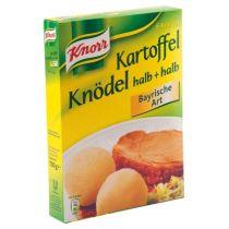 Knorr Kartoffelknödel halb + halb - Bayerische Art 150g