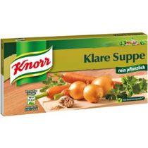 Knorr Klare Suppe - rein pflanzlich 136g