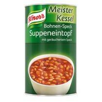 Knorr Meisterkessel Bohnen-Speck Suppeneintopf 500g