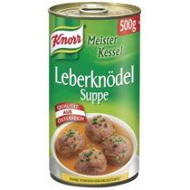 Knorr Meisterkessel Leberknödelsuppe 500g