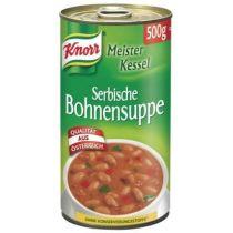 Knorr Meisterkessel Serbische Bohnensuppe 500g