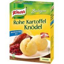 Knorr Rohe Kartoffelknödel Waldviertler Art 160g