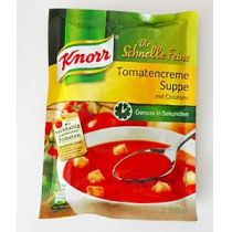 Knorr Schnelle Feine Tomatencreme Suppe m. Croutons 65g