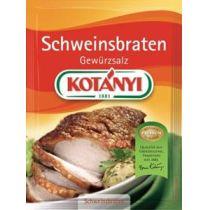 Kotányi Schweinsbraten Gewürzsalz 47g