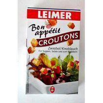 Leimer Croutons Zwiebel-Knoblauch 100 g