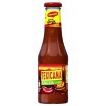 Maggi Texicana Salsa extra hot 500ml