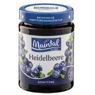 Maintal Heidelbeer-Konfitüre 340g
