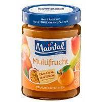 """Maintal Mehrfrucht Fruchtaufstrich """"Multifrucht"""", fein passiert 330g"""