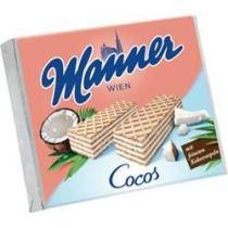 Manner Cocos Schnitten 12 x 75 g