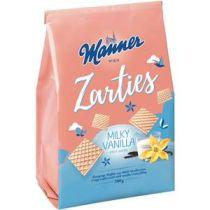 Manner Zarties Waffeln Milky Vanilla 200 g