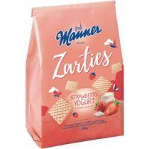 Manner Zarties Waffeln Strawberry Yogurt 200 g