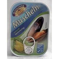 Mayflower Muscheln naturell - servierfertig 90g