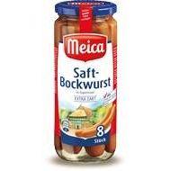 MEICA Saft - Bockwurst in Eigenhaut 360g