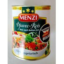 Menzi Djuvec-Reis nach Balkan-Art 800g