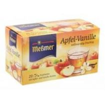 Meßmer Tee Apfel-Vanille 20 x 2,5g