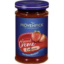 Mövenpick Gourmet-Crème Erdbeere  250g